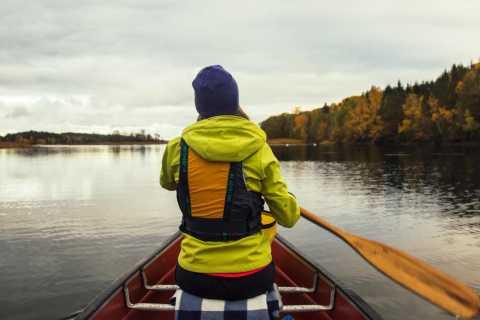 Stoccolma: avventura in canoa nella riserva naturale di Bogesund