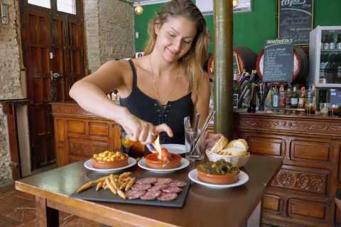 Seville: Tapas, Taverns, and History Walking Tour
