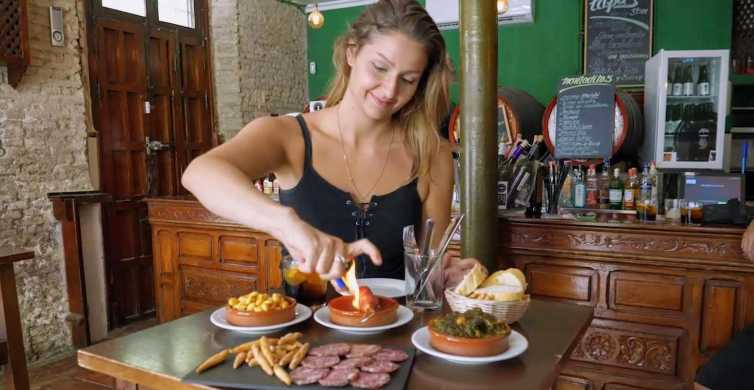 Seville: Tapas, Taverns, and History Walking Tour