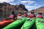 From Las Vegas: Black Canyon Half-Day Kayak Tour