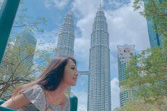 Ingresso Mirante Torres Petronas e Torre KL