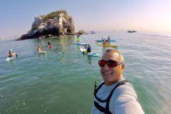 Cidade do Panamá: Aventura no Skyline da Cidade de Paddle Stand-Up