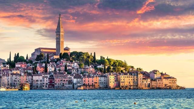 Rijeka: Pula, Rovinj en panoramische Istrische kusttour