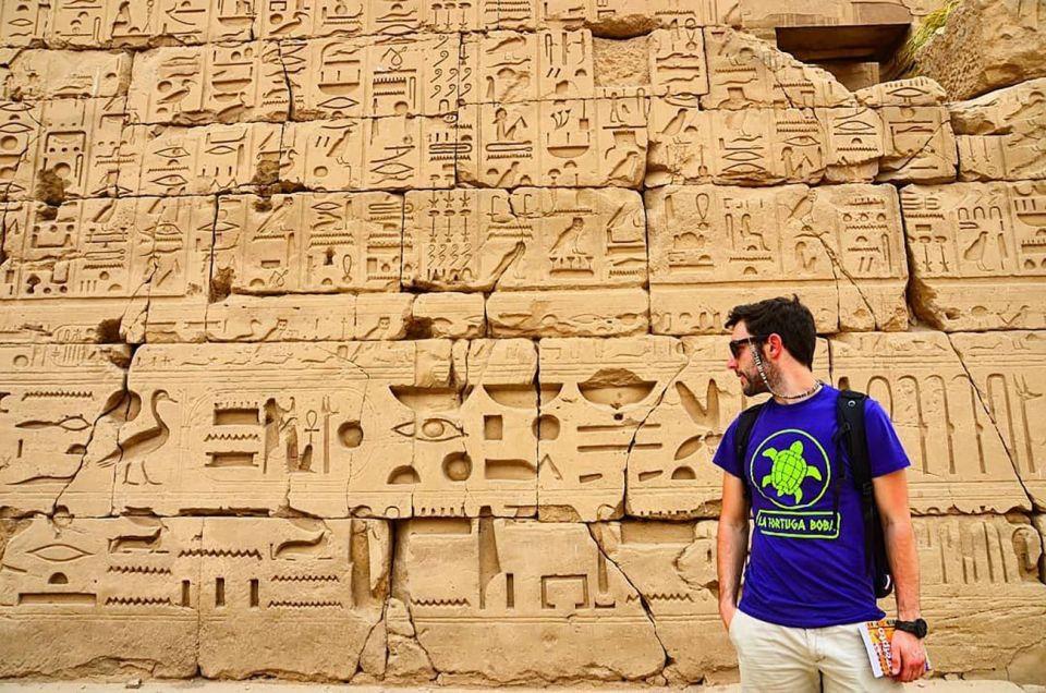 1-dniowa wycieczka do Doliny Królów w Luksorze