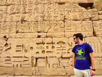 Ab Hurghada: Tagesausflug zum Tal der Könige in Luxor