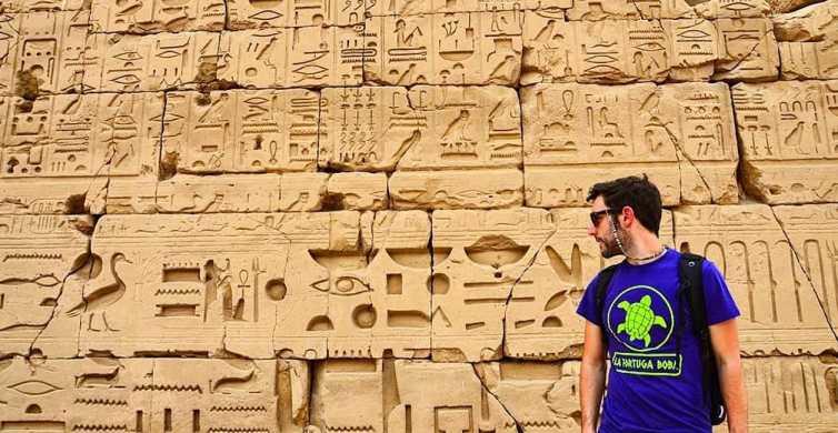 Luxor: tour di 1 giorno nella Valle dei Re da Hurghada