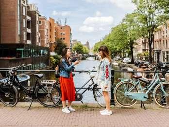 Amsterdam: Buchen Sie einen Freund vor Ort