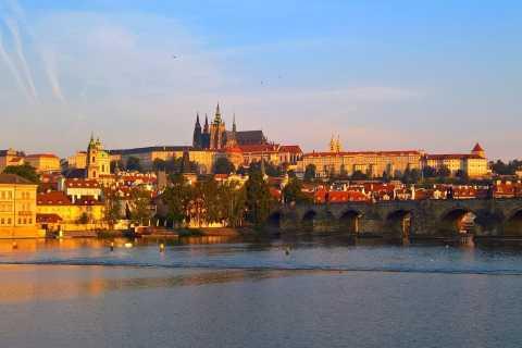 Prag Halvdags Grand City Tour med bil