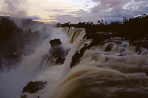 Puerto Iguazu: Full Moon Experience at Iguazu Falls