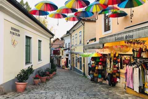 Depuis Budapest: visite du village d'artistes de Szentendre