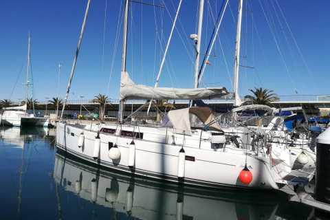 Valencia: Private Half or Full-Day Sailing Trip