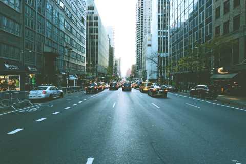 New York City: JFK Airport to Manhattan Shared Transfer