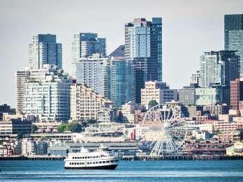 Seattle: One-Way-Bootsfahrt durch die Ballard Locks