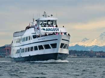 Seattle: Bootstour durch den Hafen