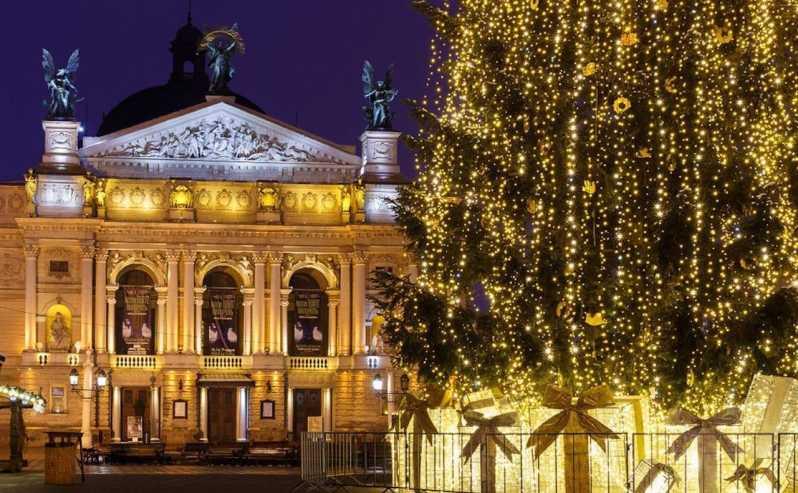 Lviv Christmas Market 2021 Lviv Christmas Tour Getyourguide