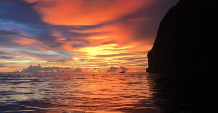 From Phi Phi: Private Full-Day Speed Boat Charter