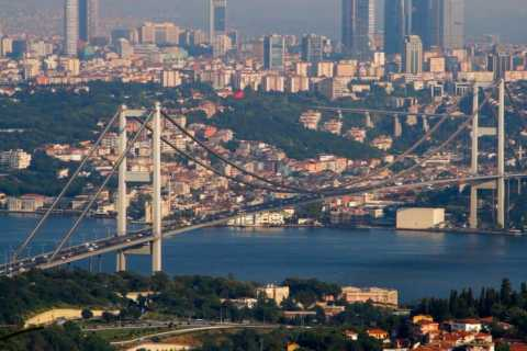 Istanbul: Food and Sightseeing Tour