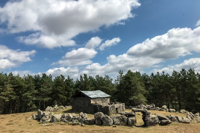 Megalithische tour van één dag in Georgië - de Kleine Kaukasus