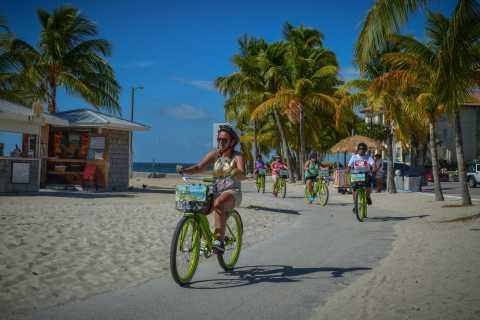 Key West: 3 tunnin opastettu polkupyöräretki Key Lime Pie -värillä