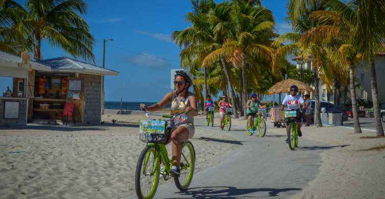 Key West: 3-Hour Guided Bicycle Tour with Key Lime Pie
