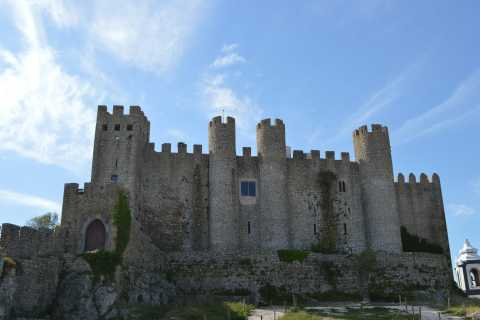 From Lisbon: Obidos Sightseeing Private or Group Tour