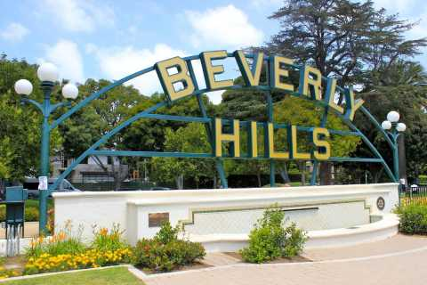 From Carlsbad: Los Angeles and Hollywood Sightseeing Tour