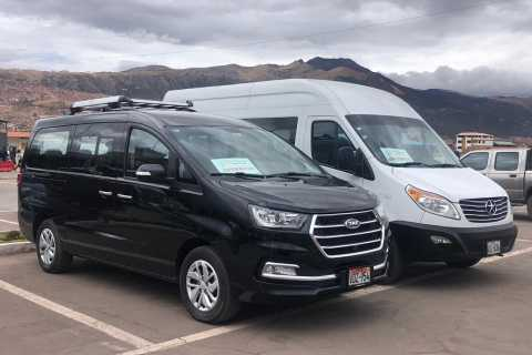 Cusco Airport: Private 1-Way Transfer