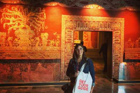 Mexico City: Anthropology Museum Tour with Art Historian