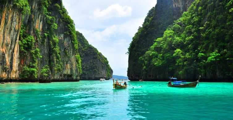 Phi Phi Islands: Half-Day Private Speed Boat Charter