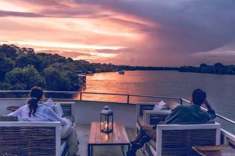 Victoria Falls: 2-Hour Zambezi River Sunset Cruise