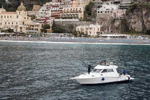 Sorrento: Private Amalfi Coast Boat Tour