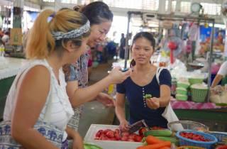 Bangkok: Kochkurs zum Anfassen mit mutiger Küche