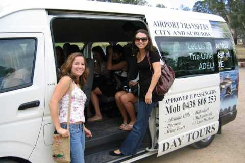 From Adelaide: Barossa Valley Food and Wine Tour