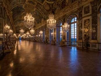 Versailles Halbtagesausflug mit Hoteltransfer
