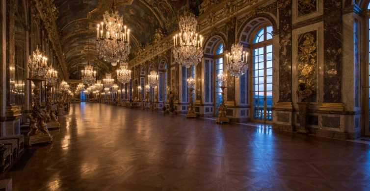 Versailles Half-Day Private Tour with Hotel Transfer