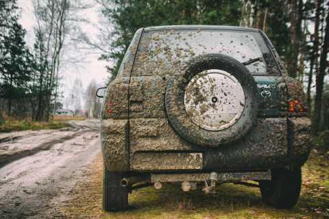 From Bucharest: Off-Road Adventure into the Carpathians