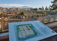 Ab Sorrent: Tagestour Herculaneum & Vesuv