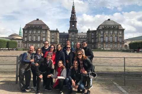 Copenhague: excursão a pé particular de 2 horas pelas atrações imperdíveis
