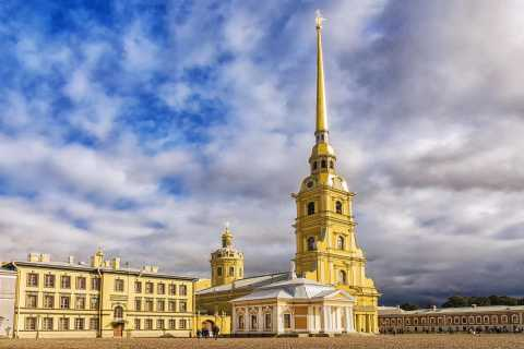 Tour Peter & Paul Fortress with St Isaac Cathedral