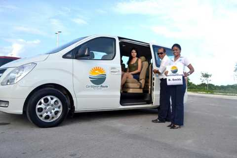 Punta Cana: Private Transfer from Airport to Hotel