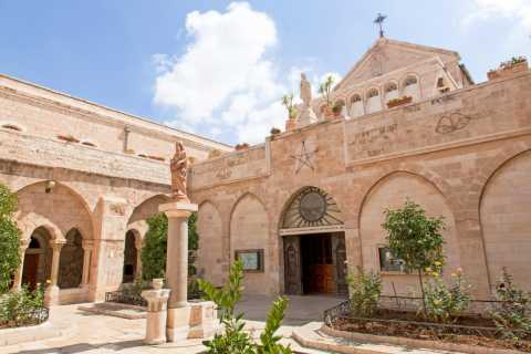 Jerusalem: Half-Day Biblical Bethlehem Tour