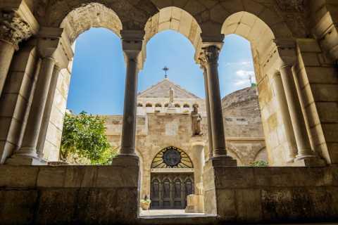 Jerusalem: Half-Day Biblical Bethlehem Tour