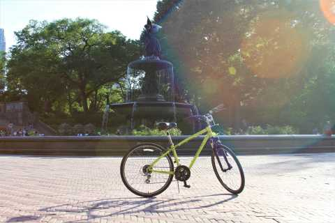 New York City: Central Park Bicycle Rental