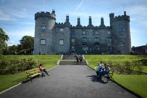 Kilkenny: Medieval Castle Tour in Spanish or Italian