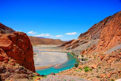 Atlas Mountains: Ijoukak and 4 Valleys with Camel Ride