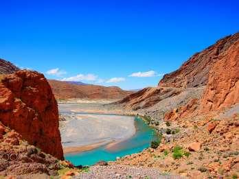 Ab Marrakesch: Tagestour ins Atlasgebirge mit Ausritt