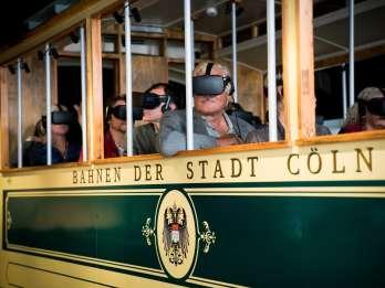 Köln: VR-Zeitreise in das historische Köln