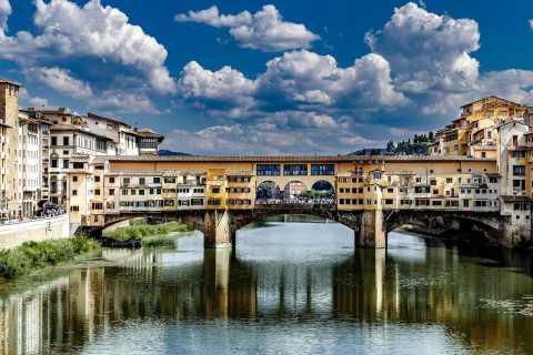 Florens Höjdpunkter Walking Tour från Duomo till Santa Croce