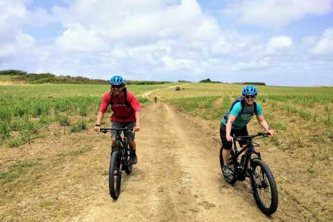 Barbados: Rural Heritage Guided Mountain E-Bike Tour