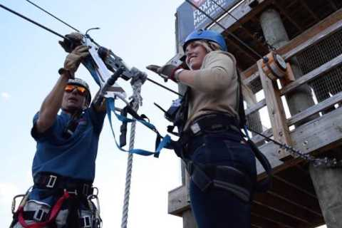 Goliath: Extreme Mountain Zip Lining Adventure